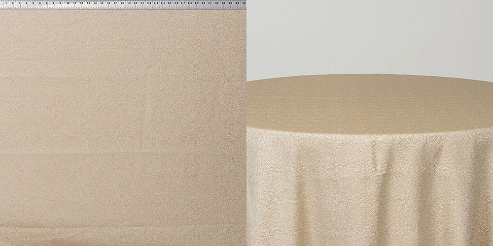 """M1059 / CRYSTALLIZE / """"MIST ELECTRIC """" 100% POLYESTER"""