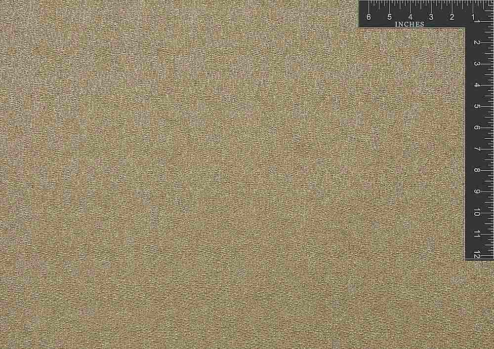 "M1059 / GOLD FLAKE / ""MIST ELECTRIC "" 100% POLYESTER"