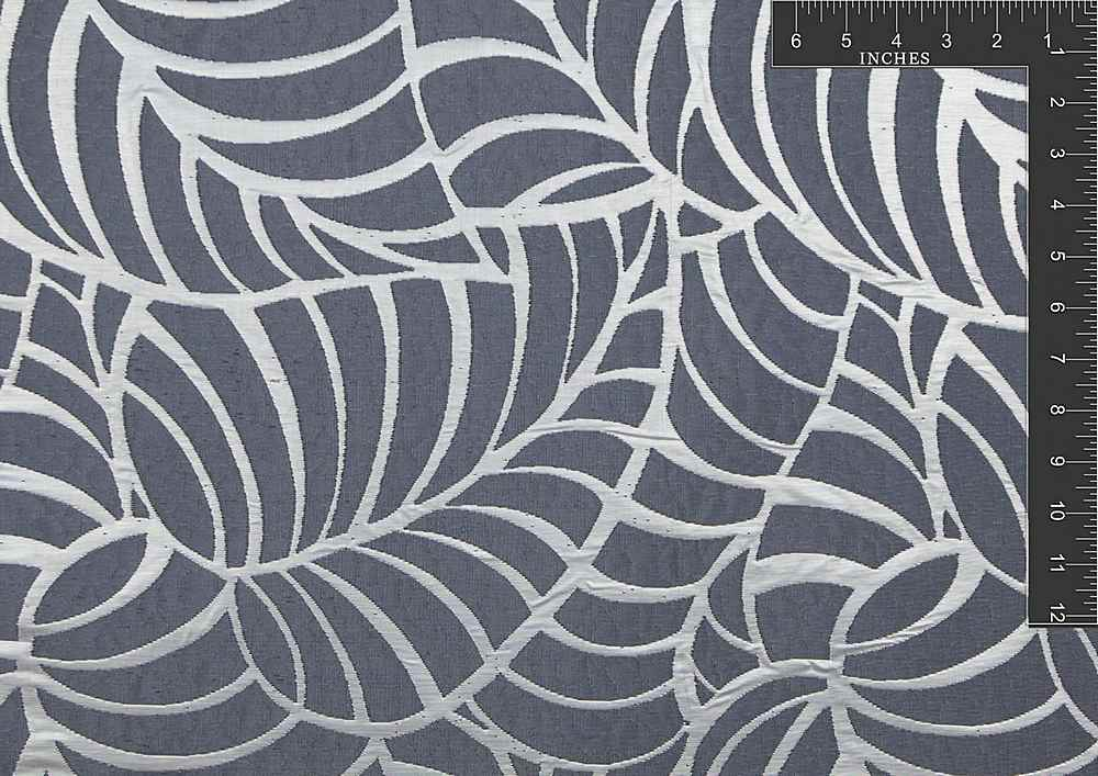 "M1063 / STERLING / ""AMAZON LEAF"" 100% POLYESTER"