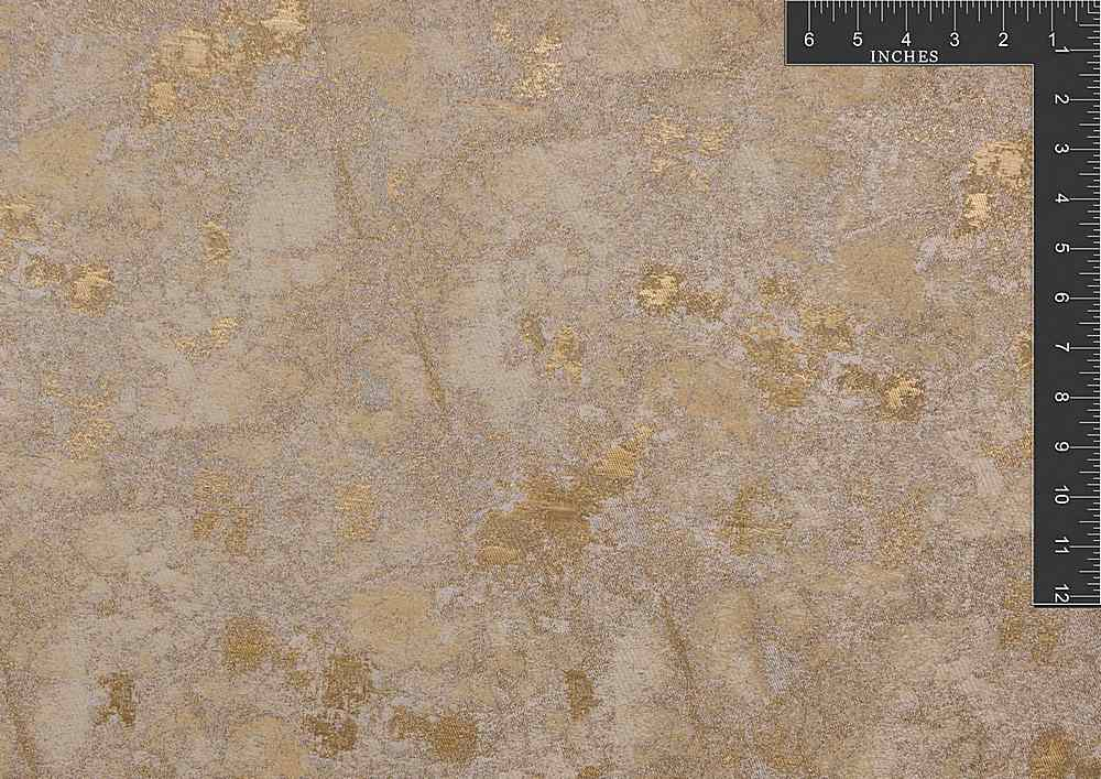 "M1064 / GOLDEN SAND / ""MARBLE ELECTRIC"" 100% POLYESTER"