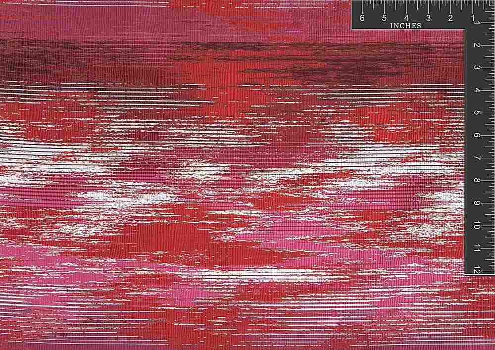 "M1066 / RED RIVER / ""WATERFALL"" 100% POLYESTER"