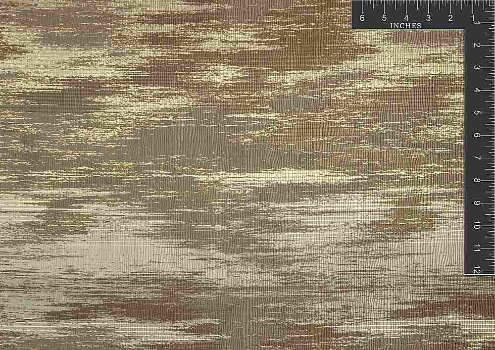 "M1066 / BLACK SEA / ""WATERFALL"" 100% POLYESTER"