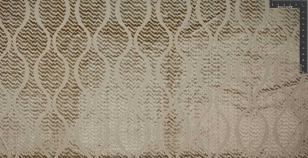 "VJ1013 / TAN / ""KUBA BASKET"" 35%VIS 30%POLY 25%LINEN 10% COTTON"
