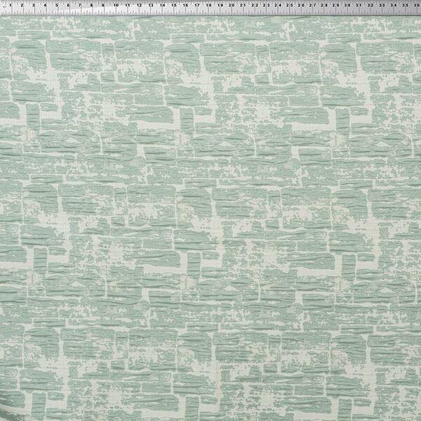"NOV/032 / TANGERINE / ""Stone Wall"" 100% Polyester"