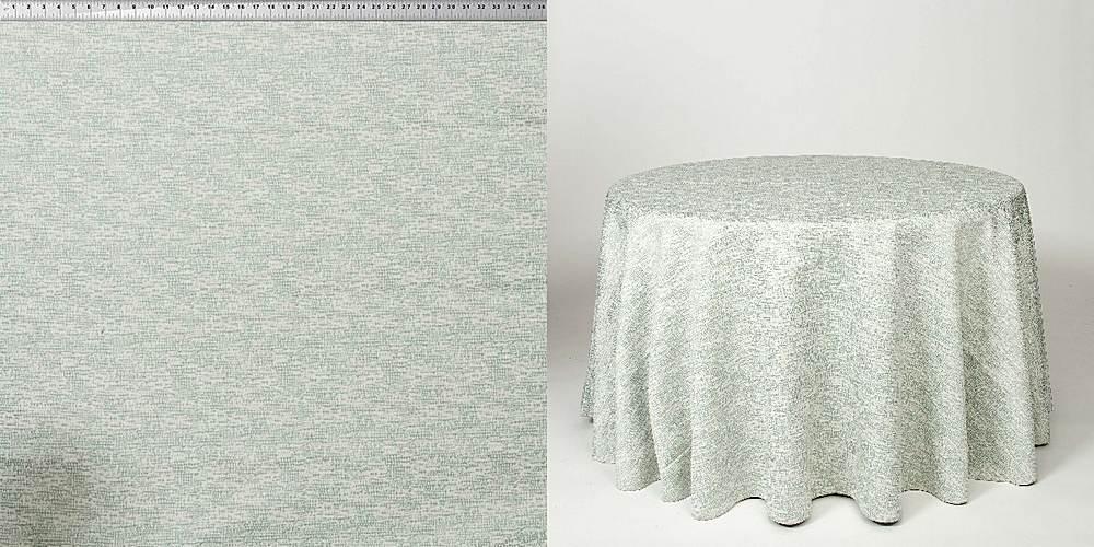 """NOV/033 / SEAFOAM / """"Metrix"""" 93% Polyester 7% Linen"""