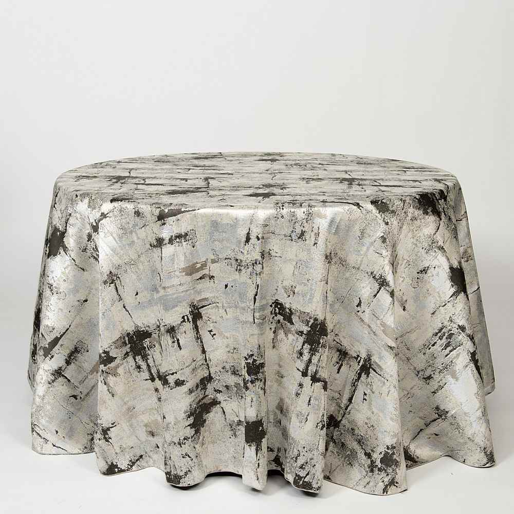 "M1086 / COAL / ""Mirage"" 80% Polyester 20% Lurex"