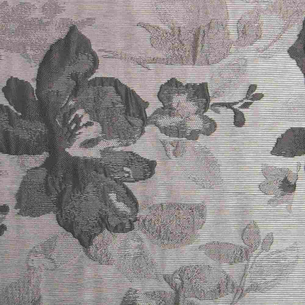 "NOV/042 / METAL / ""Metal Magnolia"" 100% Polyerster Woven Jacquard"