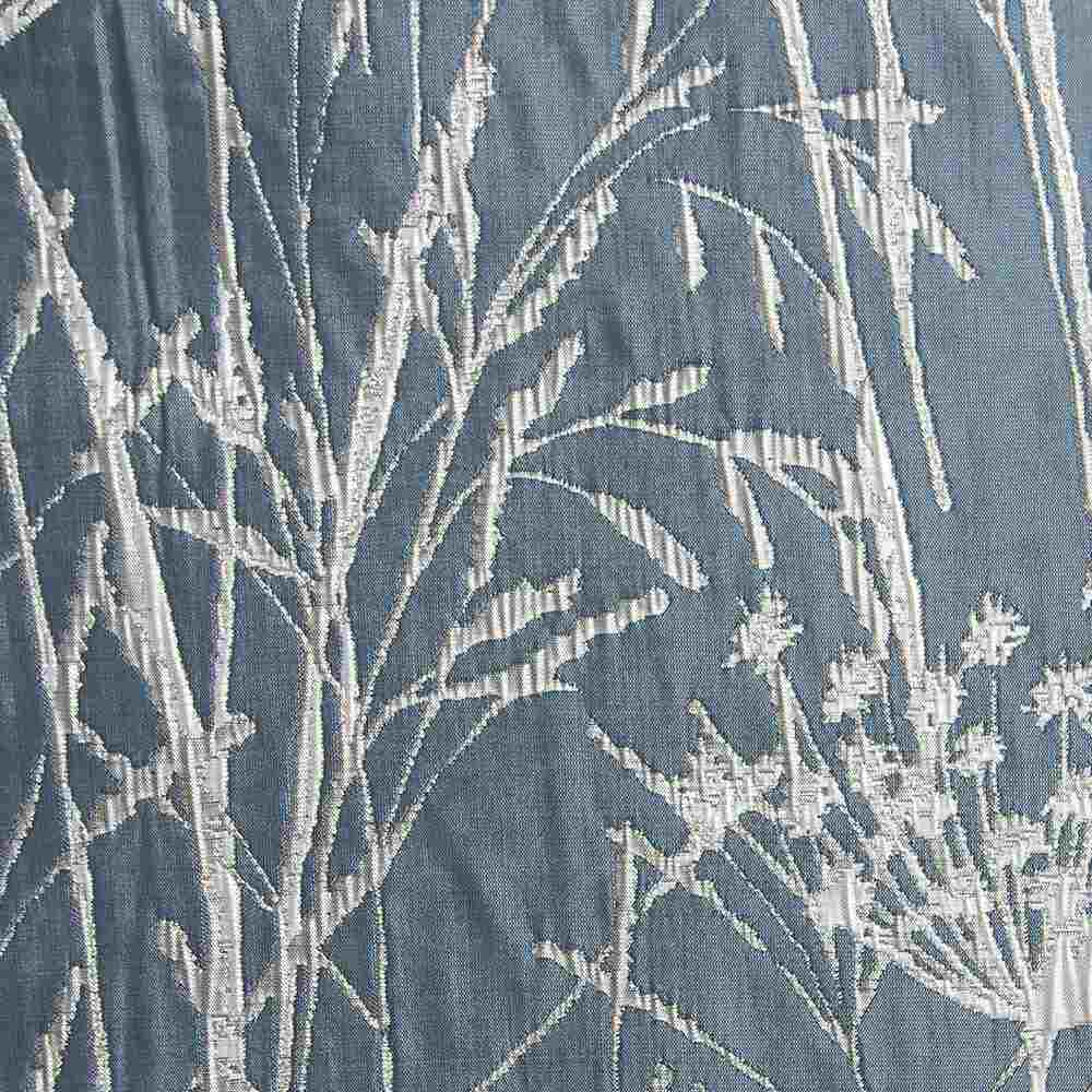 "M1104 / SHORE / ""WILD CARROT"" 100% POLYESTER WOVEN JACQUARD"