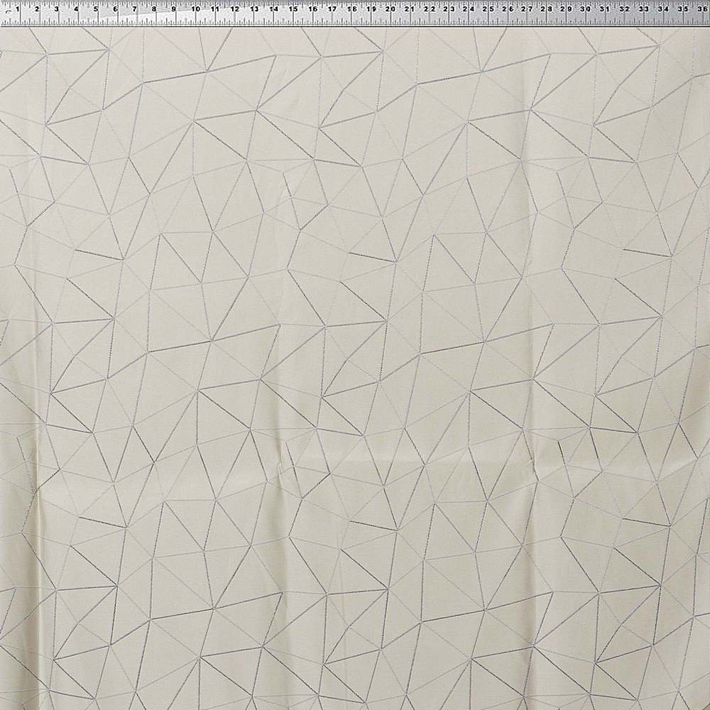 """NOV/049 / GOLD / """"BERMUDA"""" 100% Polyester Woven Jacquard """""""