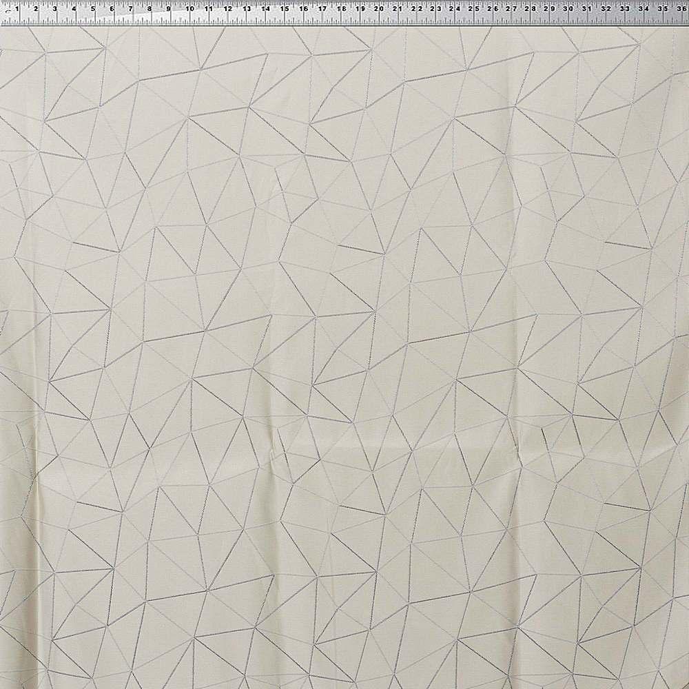 "NOV/049 / SEAFOAM / ""BERMUDA"" 100% Polyester Woven Jacquard """