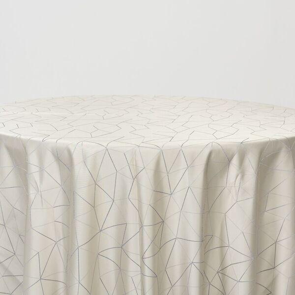 "NOV/049 / NICKEL / ""BERMUDA"" 100% Polyester Woven Jacquard """