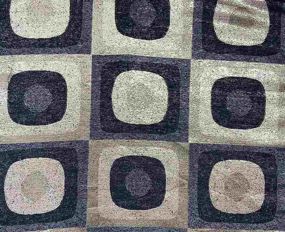 "M1113 / NUGGET / ""ECLIPSE"" 100% POLYESTER AND LUREX WOVEN JACQUARD"