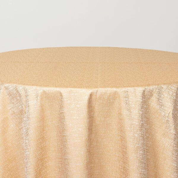 "M1115 / GOLD / ""NETWORK"" 100% POLYESTER AND LUREX WOVEN JACQUARD"