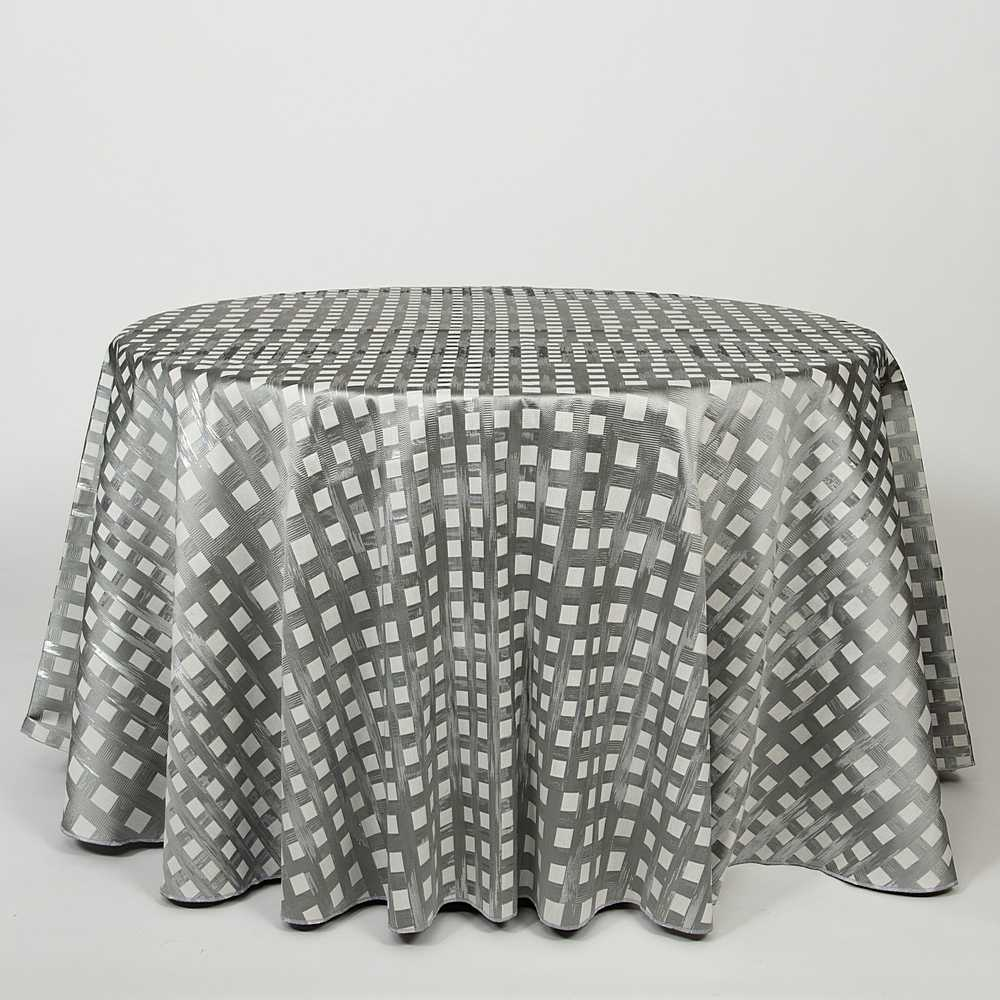 """M1120 / SILVER / """"WEAVE"""" 100% POLYESTER AND LUREX WOVEN JACQUARD"""