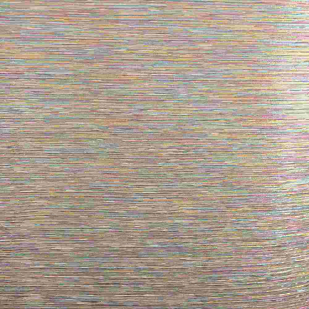 "M1130 / RAINBOW / ""LED"" 100% POLYESTER AND LUREX WOVEN JACQUARD"