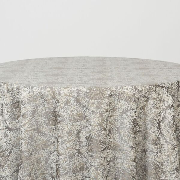 "M1135 / ASH / ""CHIC"" 100% POLYESTER AND LUREX WOVEN JACQUARD"