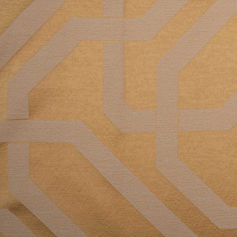 NOV/055 MUSTARD RESIDENTIAL GRADE JACQUARD WOVEN NOVELTIES YELLOW POLYESTER 100% DOUBLE WIDTH OVER MODERN/CONTEMPORARY GEOMETRIC BEDDING PILLOW EVENT DECORATIVE DRAPERY ABSTRACT