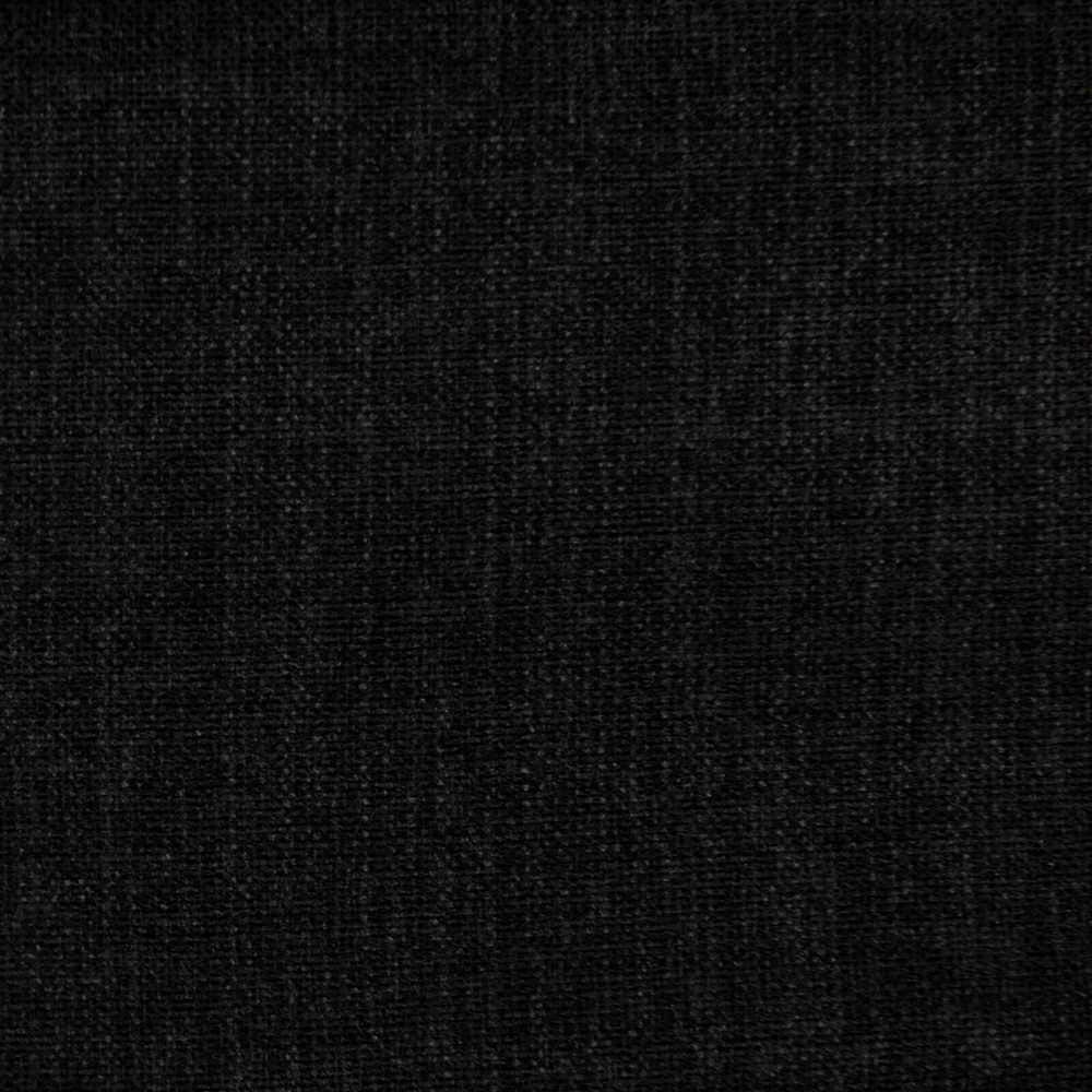 MONACO CHARCOAL RESIDENTIAL GRADE VELVET KNIT SOLIDS BLACK NOVELTIES POLYESTER 100% SINGLE WIDTH OVER BEDDING PILLOW EVENT DRAPERY