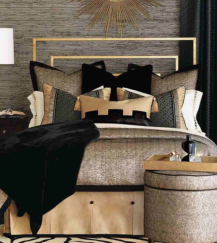 """BEDROOM C / C / BEDROOM PIC """"Courtesy of Eastern Accents"""""""